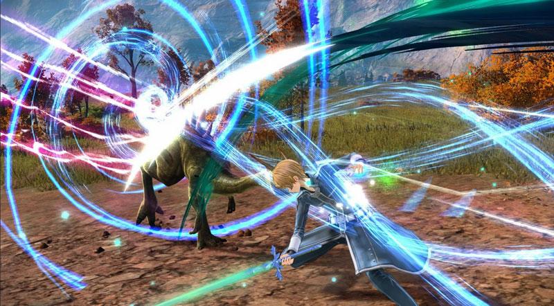 Sword Art Online Alicization Lycoris  PS4 дополнительное изображение 2