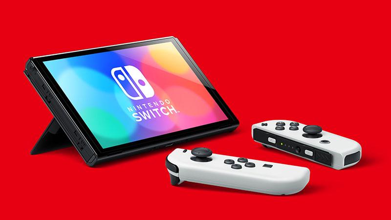 Встречайте Nintendo Switch OLED модель  изображение 1