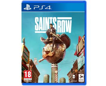 SAINTS ROW Day One Edition (Русская версия)(PS4) ПРЕДЗАКАЗ!