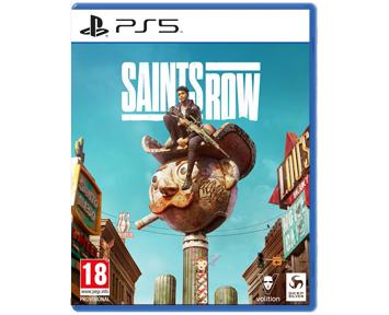 SAINTS ROW Day One Edition (Русская версия)(PS5) ПРЕДЗАКАЗ!