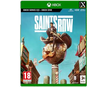 SAINTS ROW Day One Edition (Русская версия)(Xbox One/Series X) ПРЕДЗАКАЗ!
