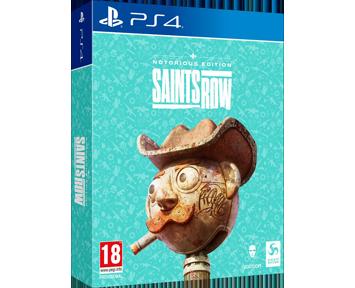 SAINTS ROW Notorious Edition (Русская версия)(PS4) ПРЕДЗАКАЗ!