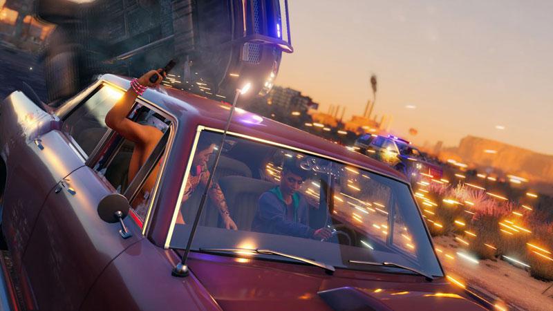 SAINTS ROW Notorious Edition  PS4  дополнительное изображение 3