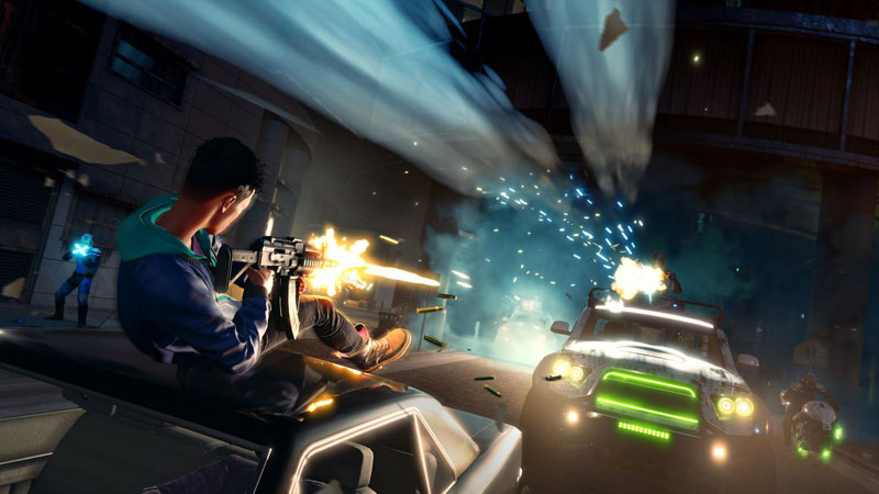 SAINTS ROW Notorious Edition  PS4  дополнительное изображение 4