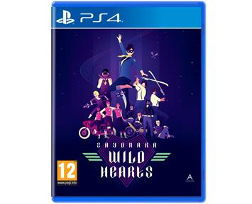 Sayonara Wild Hearts (Русская версия)(PS4)