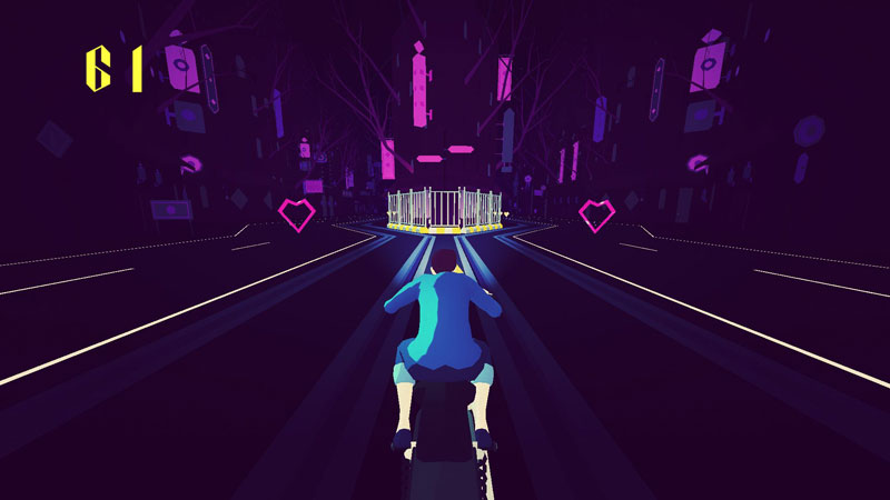 Sayonara Wild Hearts  PS4 дополнительное изображение 2
