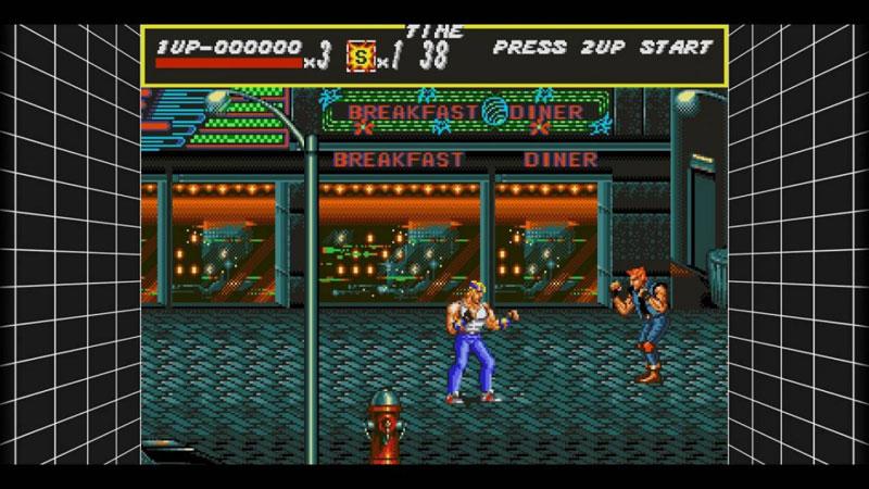 SEGA Mega Drive Classics  Nintendo Switch дополнительное изображение 3