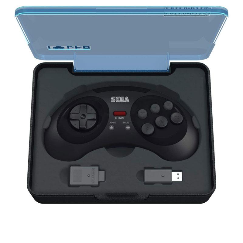 Контроллер беспроводной SEGA Mega Drive Arcade  PC/Mac, PS3, Mega Drive Mini, Nintendo Switch дополнительное изображение 1