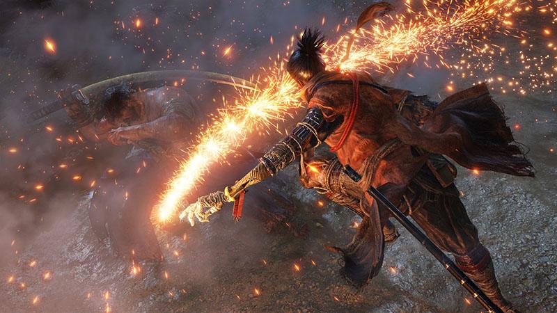 Sekiro Shadows Die Twice Game of the Year Edition  PS4 дополнительное изображение 1
