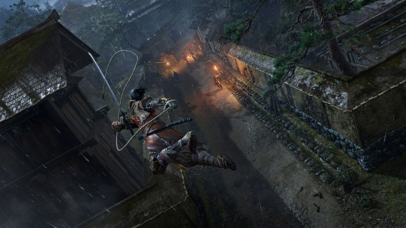 Sekiro Shadows Die Twice Game of the Year Edition  PS4 дополнительное изображение 2