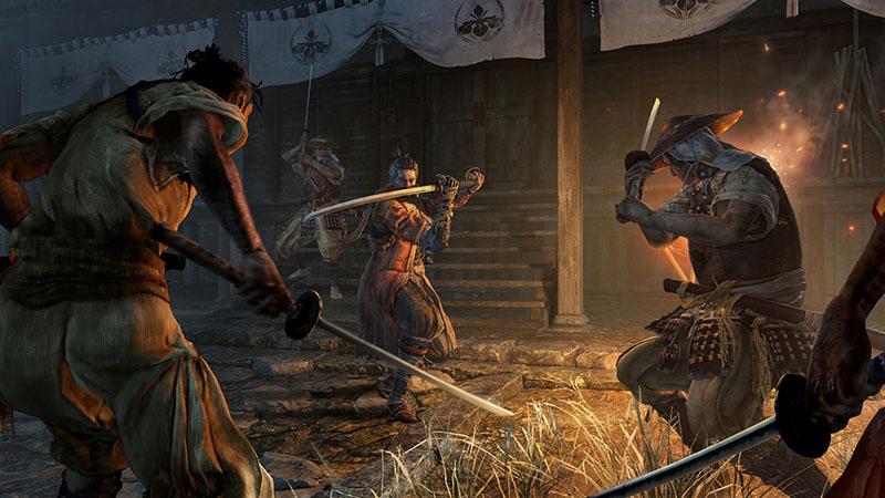 Sekiro Shadows Die Twice Game of the Year Edition  PS4 дополнительное изображение 3
