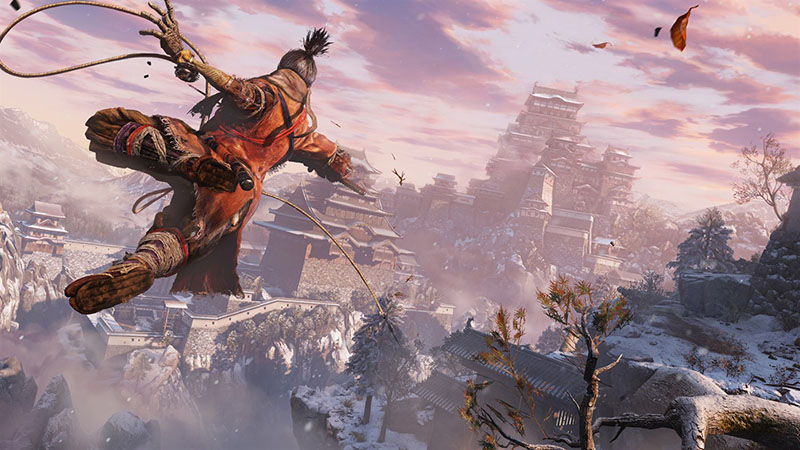 Sekiro Shadows Die Twice  Xbox One дополнительное изображение 4