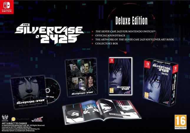 Silver Case 2425 Deluxe Edition  Nintendo Switch дополнительное изображение 1