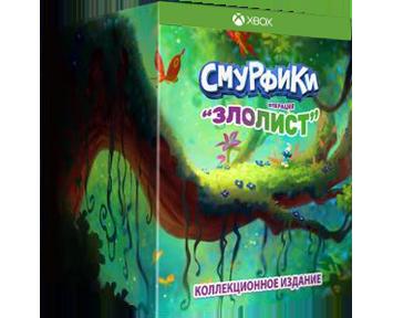Смурфики(The Smurf) Mission Vileaf Collectors Edition (Русская версия)(Xbox One/Series X) ПРЕДЗА