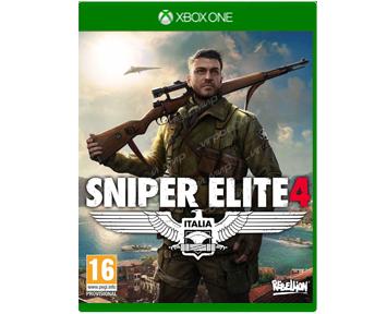 Sniper Elite 4 (Русская версия)(Xbox One)