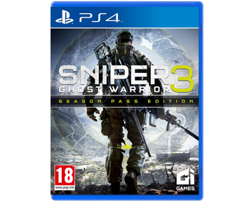 Sniper Ghost Warrior 3 Season Pass Edition (Русская версия)(PS4)