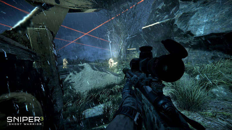 Sniper Ghost Warrior 3 Season Pass Edition  PS4 дополнительное изображение 3