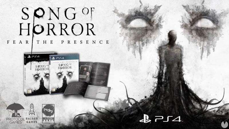 Song of Horror Deluxe Edition  PS4  дополнительное изображение 1