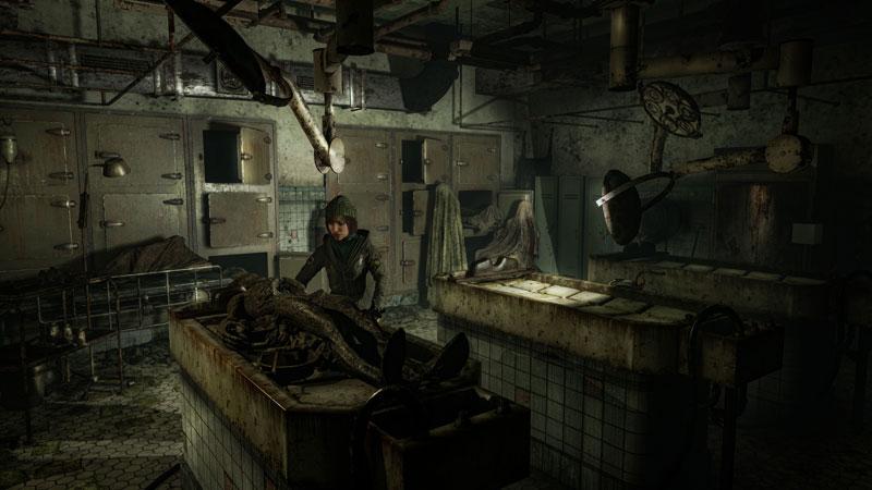 Song of Horror Deluxe Edition  PS4  дополнительное изображение 2