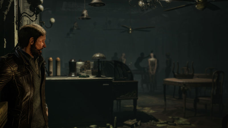 Song of Horror Deluxe Edition  PS4  дополнительное изображение 4