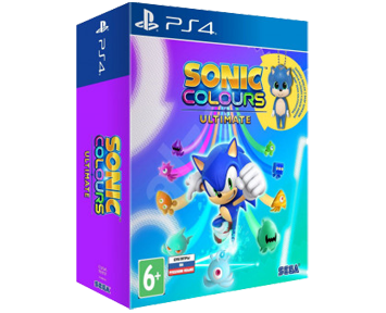Sonic Colors: Ultimate Day One Edition (Русская версия)(PS4)