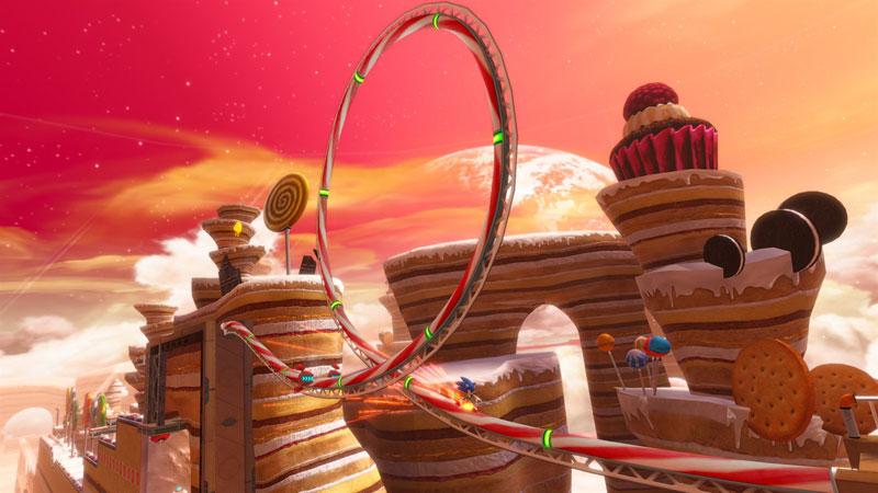 Sonic Colors Ultimate  Nintendo Switch дополнительное изображение 2