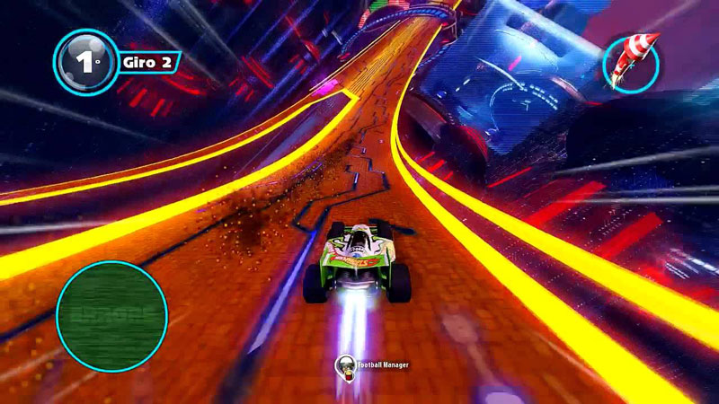 Sonic Mania Plus Team Sonic Racing Double Pack  Nintendo Switch дополнительное изображение 1