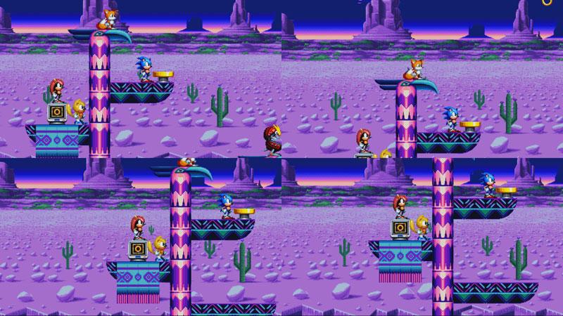 Sonic Mania  US Nintendo Switch дополнительное изображение 2