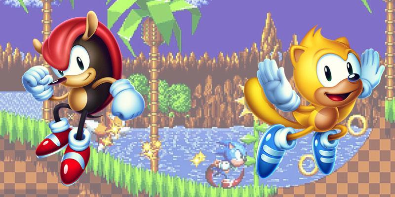 Sonic Mania  US Nintendo Switch дополнительное изображение 3