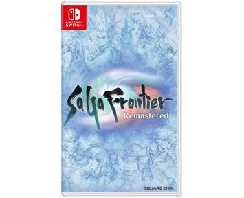 SaGa Frontier Remastered (Nintendo Switch) ПРЕДЗАКАЗ!