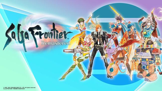 SaGa Frontier Remastered  Nintendo Switch  дополнительное изображение 1