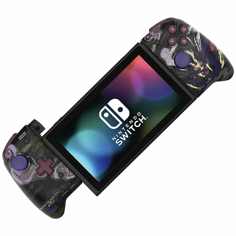 Контроллеры Hori Split Pad Pro Monster Hunter Rise  Nintendo Switch дополнительное изображение 2