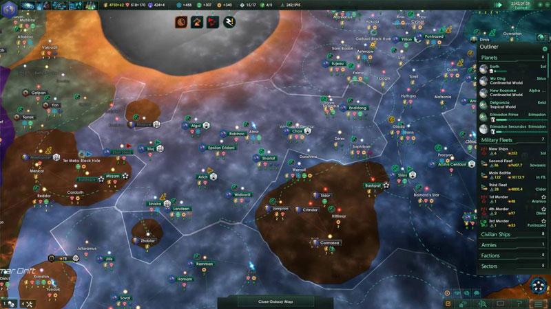 Stellaris Console Edition  PS4 дополнительное изображение 2