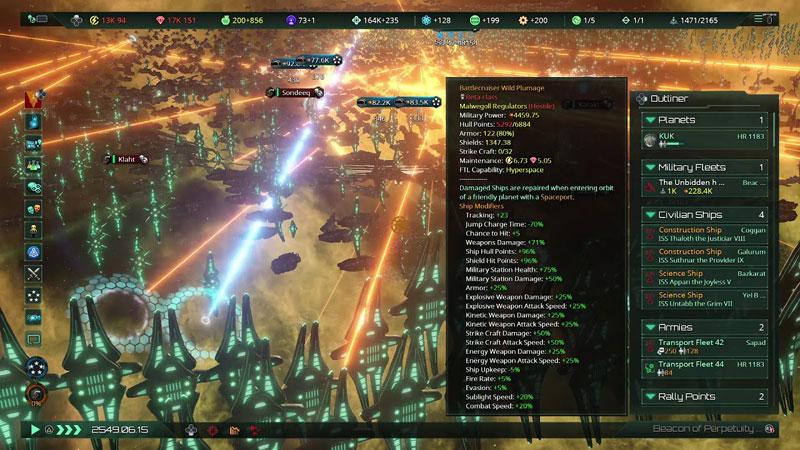 Stellaris Console Edition  PS4 дополнительное изображение 3
