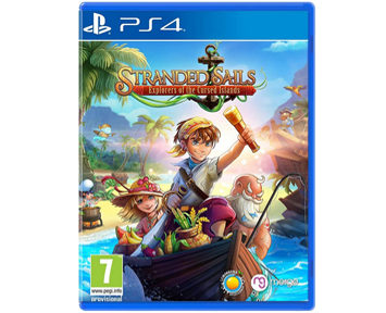 Stranded Sails: Explorers of the Cursed Islands (Русская Версия)(PS4)