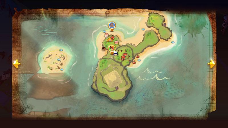 Stranded Sails Explorers of the Cursed Islands  Русская Версия PS4 дополнительное изображение 1