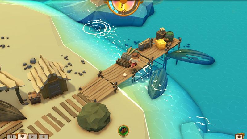 Stranded Sails Explorers of the Cursed Islands  Русская Версия PS4 дополнительное изображение 2