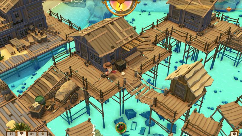 Stranded Sails Explorers of the Cursed Islands  Русская Версия PS4 дополнительное изображение 3