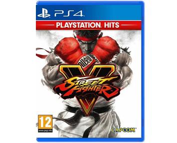 Street Fighter V (5) [Русская/Engl.vers.][Playstation Hits](PS4)