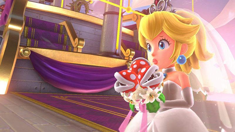 Super Mario Odyssey  Nintendo Switch дополнительное изображение 2