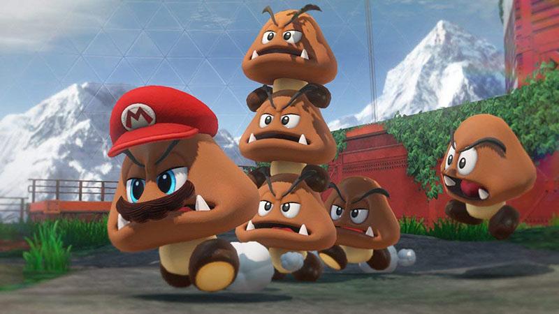 Super Mario Odyssey  Nintendo Switch дополнительное изображение 3