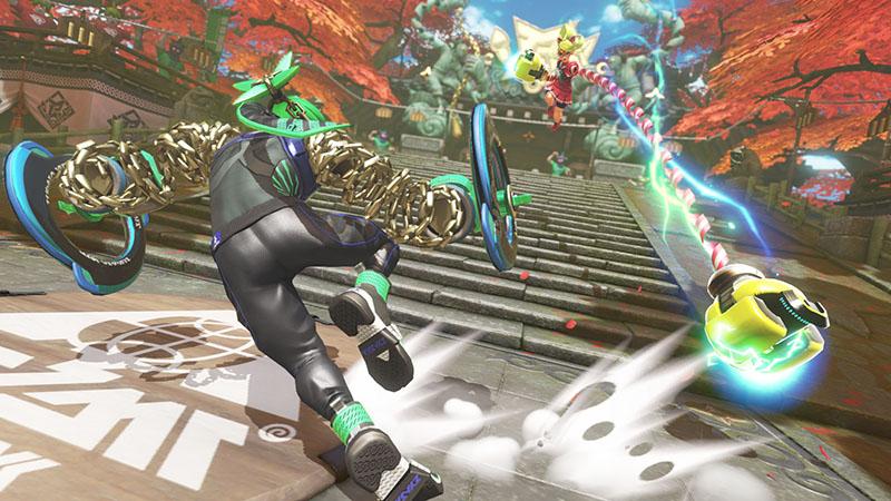 Arms  Nintendo Switch дополнительное изображение 1