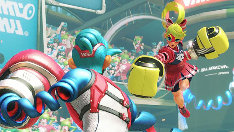 Arms  Nintendo Switch дополнительное изображение 2
