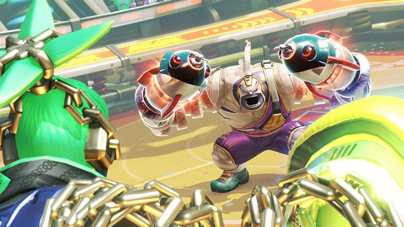 Arms  Nintendo Switch дополнительное изображение 3