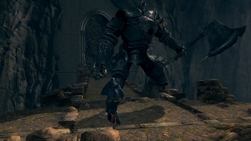 Dark Souls Remastered  Nintendo Switch дополнительное изображение 1