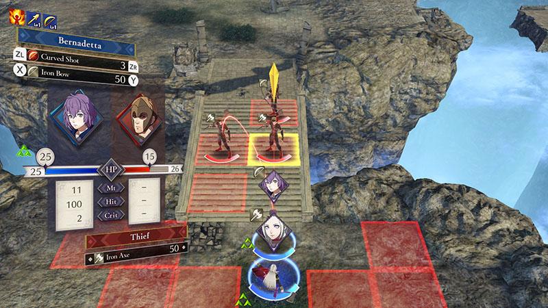 Fire Emblem Three Houses  Nintendo Switch дополнительное изображение 1