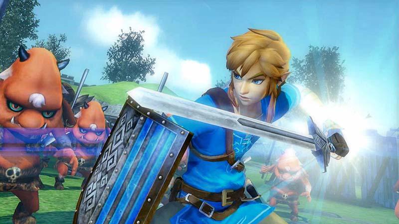Hyrule Warriors Definitive Edition  Nintendo Switch дополнительное изображение 1