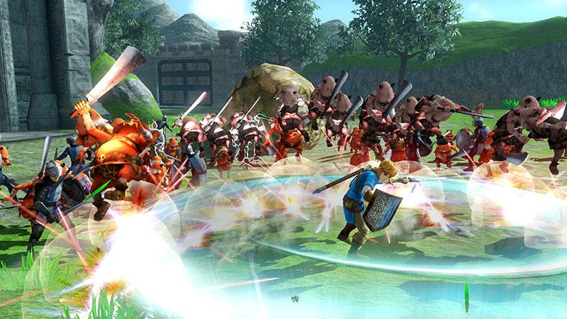 Hyrule Warriors Definitive Edition  Nintendo Switch дополнительное изображение 3