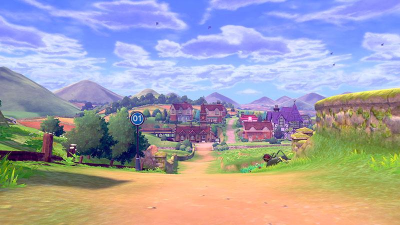 Pokemon Sword  Nintendo Switch дополнительное изображение 2