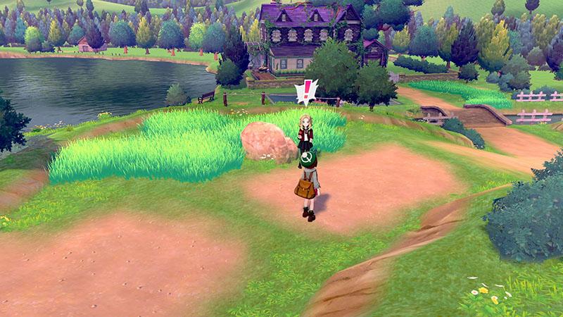 Pokemon Sword  Nintendo Switch дополнительное изображение 3